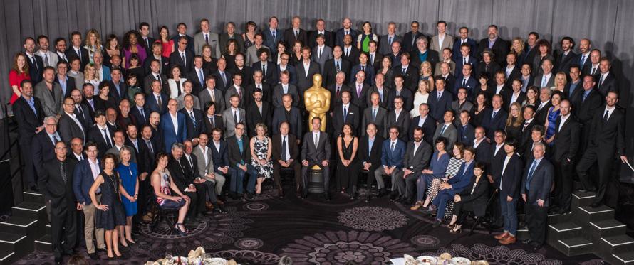 Oscars Class of 2014