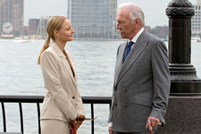 Jodie Foster and Christopher Plummer in Inside Man