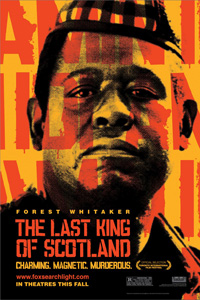 Fox Searchlight Pictures\' The Last King of Scotland
