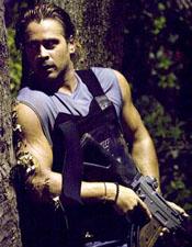 Colin Farrell in Miami Vice