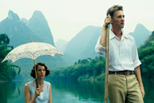 Naomi Watts and Edward Norton in The Painted Veil