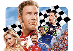 Columbia Pictures\' Talladega Nights: The Ballad of Ricky Bobby