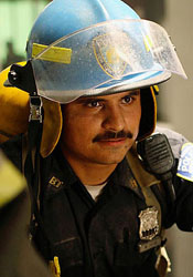 Michael Pena in World Trade Center