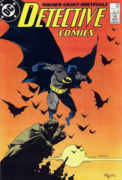 Cover of Detective Comics #583