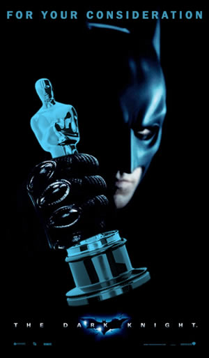 Four Your Consideration: The Dark Knight