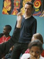 François Bégaudeau in The Class