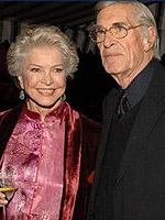 Martin Landau and Ellen Burstyn