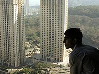 Dev Patel in Slumdog Millionaire