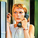 Mia Farrow in Rosemary\'s Baby