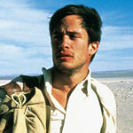Gael Garcia Bernal in The Motorcycle Diaries
