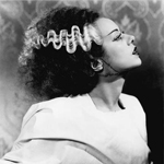 Elsa Lanchester in Bride of Frankenstein