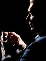 Frank Langella in Frost/Nixon