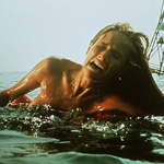 Susan Backlinie in Jaws