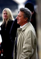 Dustin Hoffman in Last Chance Harvey