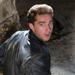 Shia LaBeaouf in Indiana Jones and the Kingdom of the Crystal Skull