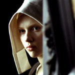 Scarlett Johansson in Girl With a Pearl Earring