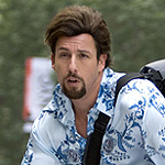 Adam Sandler in You Don\'t Mess With the Zohan