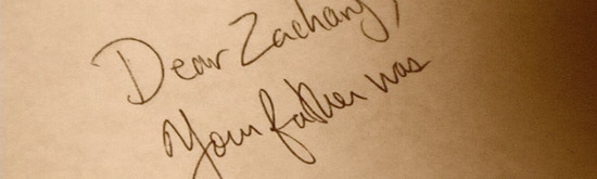 Oscilloscope Pictures' Dear Zachary
