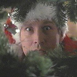 Chevy Chase in National Lampoon\'s Christmas Vacation