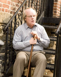 Philip Seymour Hoffman in Synecdoche New York