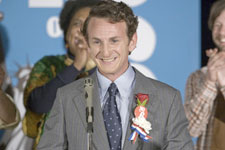 Sean Penn in Milk