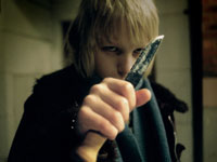 Kåre Hedebrant in Let the Right One In