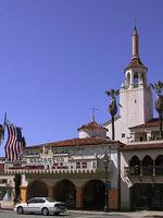 The Arlington Theatre in Santa Barbara