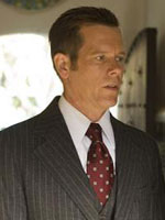 Kevin Bacon in Frost/Nixon