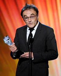 Danny Boyle at the 14th Annual Critics\' Choice Awards