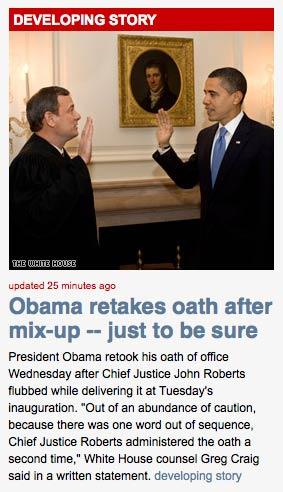 Barack Obama on CNN.com