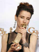 Sally Hawkins at the 66th Annual Golden Globe Awards