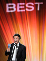 Sean Penn at the 14th Annual Critics\' Choice Awards