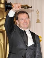 Simon Beaufoy at the 81st annual Academy Awards