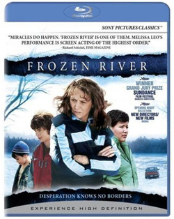 Cover of Frozen River Blu-ray