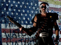 Jeffrey Dean Morgan in Watchmen